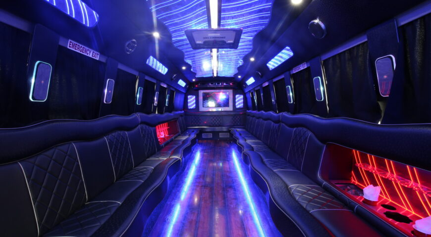 On A Party Bus, What Kinds Of Parties And Activities Can You Have?